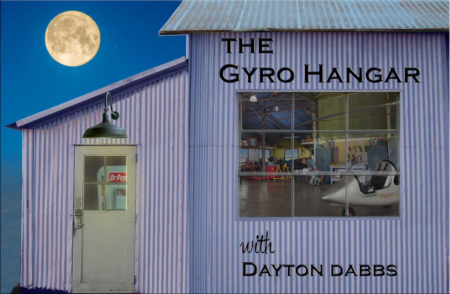 The Gyro Hanger - With Dayton Dabbs